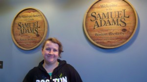 "Not really a ""craft brewery"" but Samuel Adams makes some really nice beer, and we got to tour their pilot brewery in Boston."