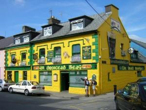A real Irish pub is a treasure.