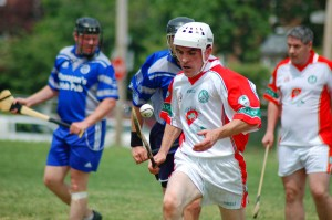 Hurling is an essential part of Irish culture, and actually predates soccer and rugby.