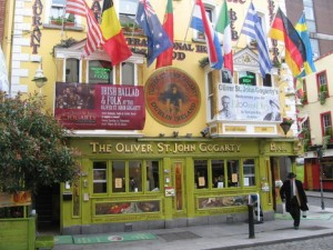 Spend part of your Thanksgiving in an Irish pub